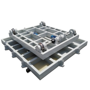 Rotating Turntable for marble blocks
