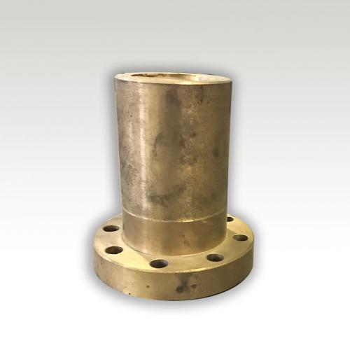 chiocciola per monofilo in bronzo